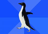 Пингвин социопат