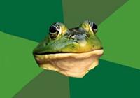 Обманутая жаба