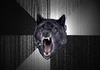 Бешенный волк
