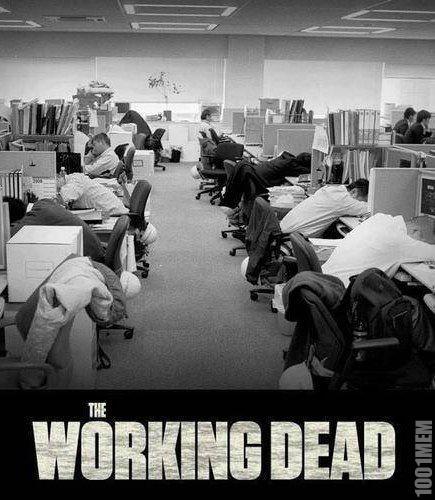 Работающие мертвецы