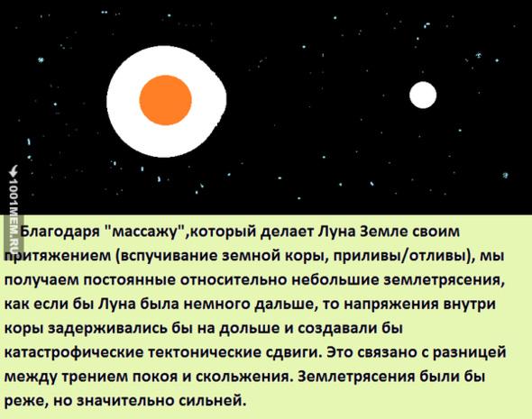 Спасибо Луне