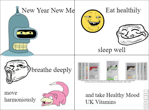 Eat healthily, sleep well, breathe deeply, move harmoniously