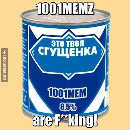 Fking 1001mem